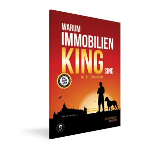Buch Warum Immobilien King sind von Dr. Florian Roski und Mario Geiss