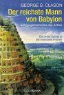 buch tipp Der reichste Mann von babylon von Autor George Clason